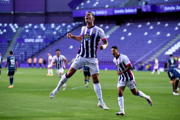 ESP: Real Valladolid CF v RC Celta - La Liga Santander