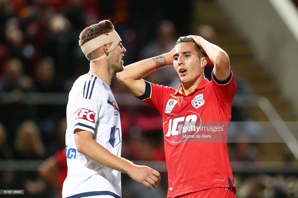 A-League Rd 3 - Adelaide v Melbourne