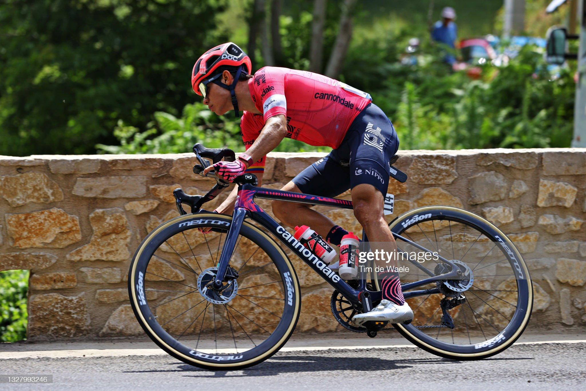 108th Tour de France 2021 - Stage 14 : News Photo
