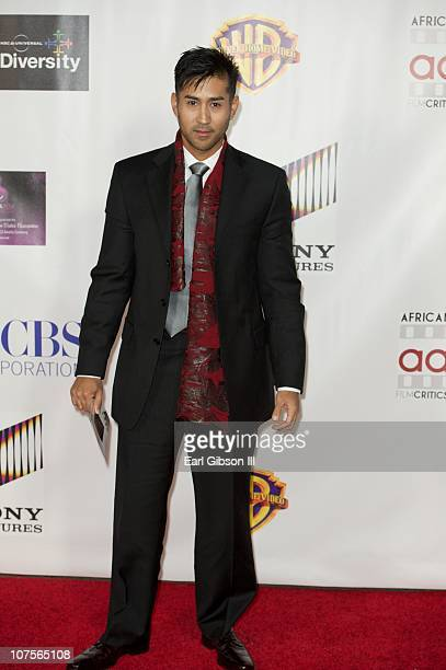 Sergio Kardenas appears on the red carpet for the 2nd Annual AAFCA Awards on December 13 2010 in Los Angeles California