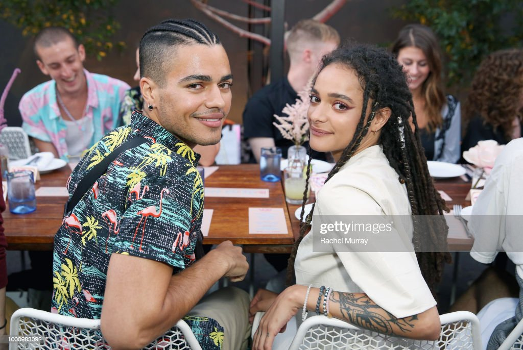 Actress Sasha Lane hosts the A/W'18 UGG Collective Global Campaign Launch