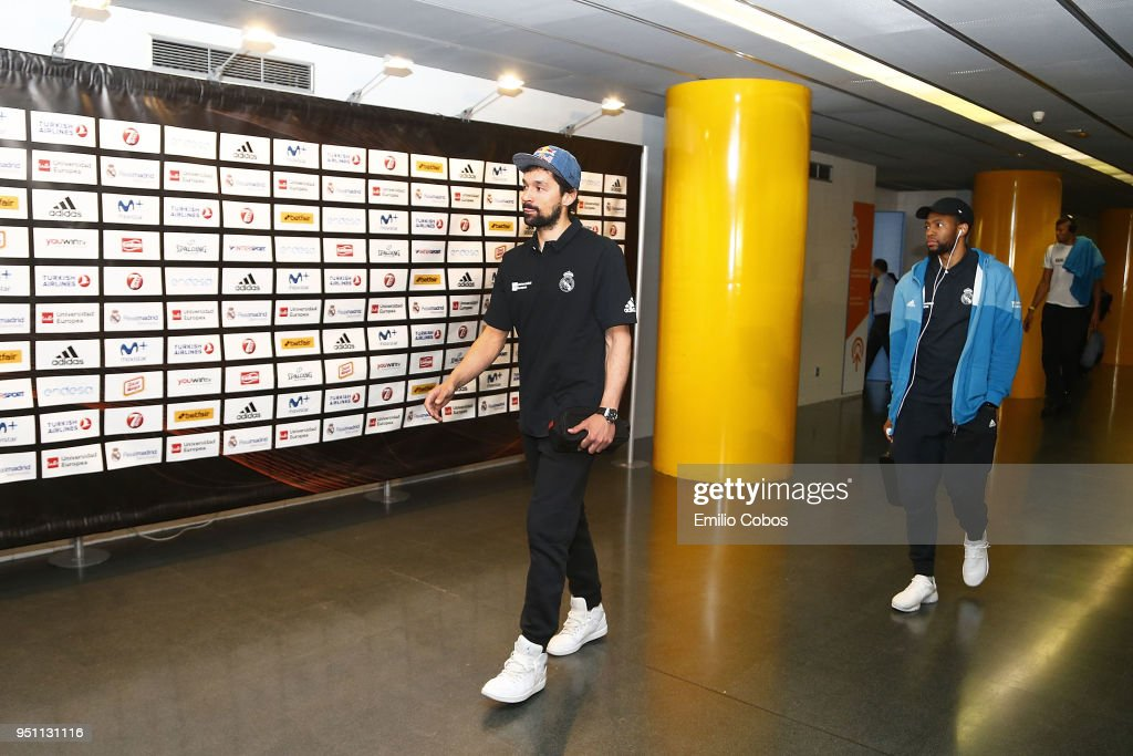 Real Madrid v Panathinaikos Superfoods Athens - Turkish Airlines Euroleague Play off Game Three