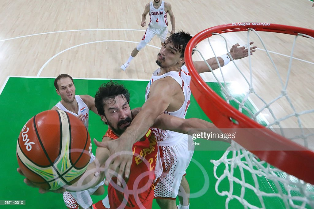 Basketball - Olympics: Day 2