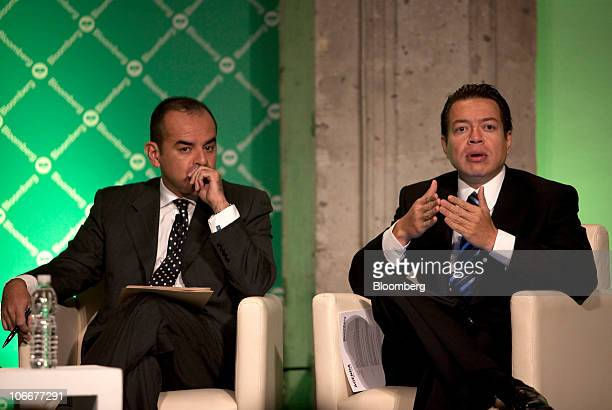 60 Top Bloomberg Link Mexico Economic Summit Pictures Photos