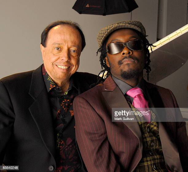 Sergio Mendes and william of The Black Eyed Peas