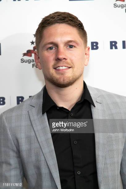 Sergio Mora attends Sugar Ray Leonard Foundation's 10th Annual 'Big Fighters, Big Cause' Charity Boxing Night at The Beverly Hilton Hotel on May 22,...