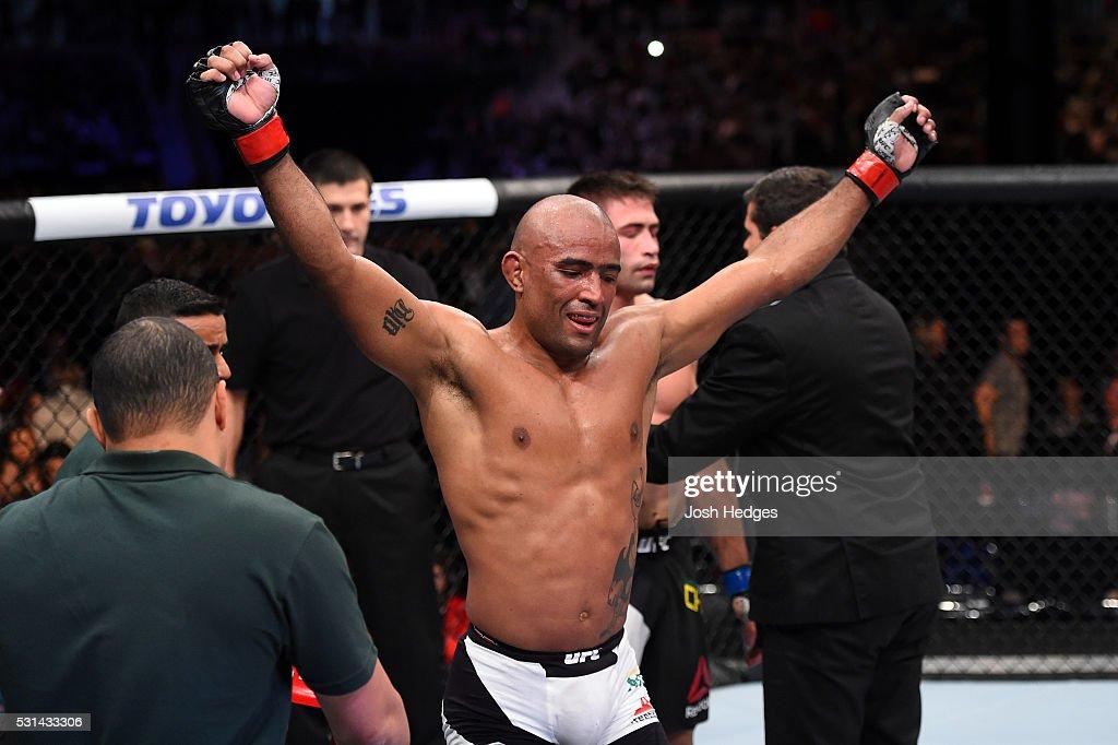 UFC 198: Moraes v Chagas : News Photo
