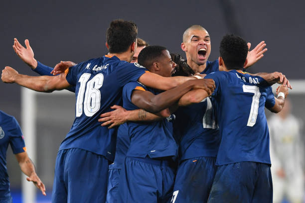 ITA: Juventus v FC Porto  - UEFA Champions League Round Of 16 Leg Two
