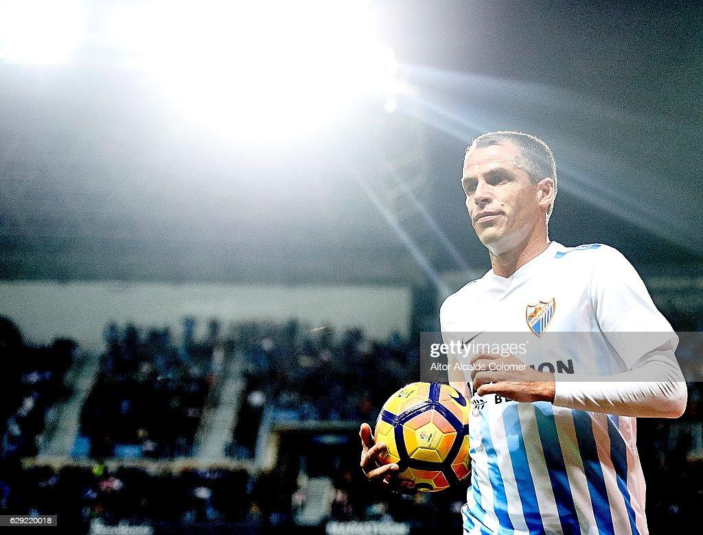 Malaga CF v Granada CF - La Liga : Nachrichtenfoto