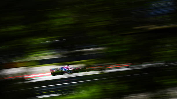AUT: F1 Grand Prix of Styria - Practice