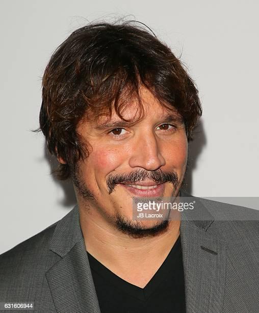 Sergio PerisMencheta attends the 2017 Winter TCA Tour FX Starwalk on January 12 2017 in Pasadena California