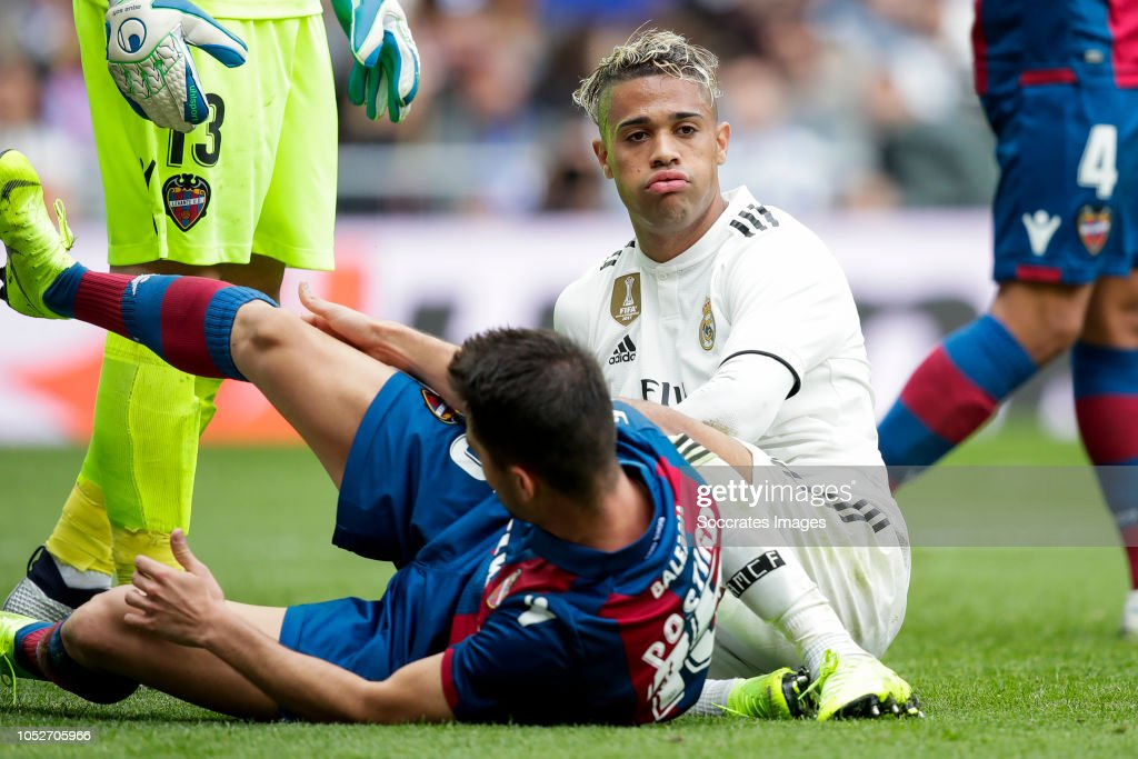 Real Madrid v Levante - La Liga Santander : News Photo