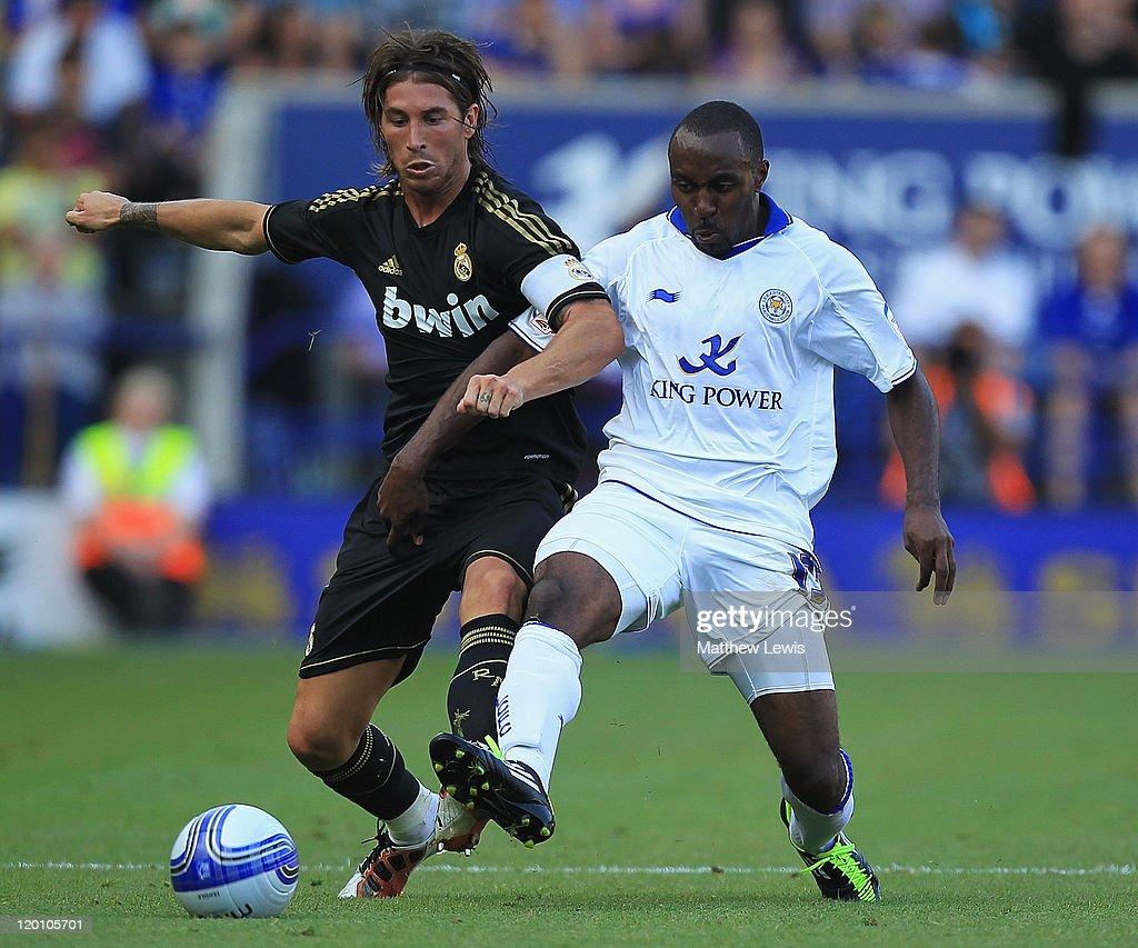 Leicester City v Real Madrid - Pre Season Friendly