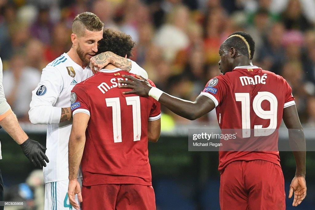 Real Madrid v Liverpool - UEFA Champions League Final : News Photo