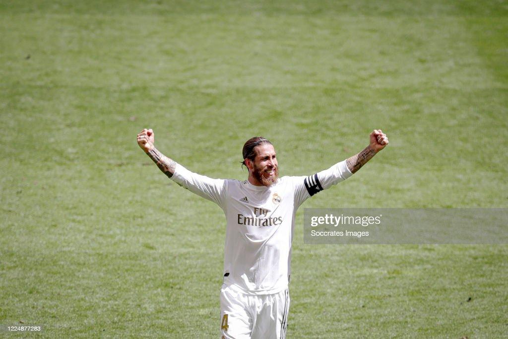 Athletic de Bilbao v Real Madrid - La Liga Santander : News Photo