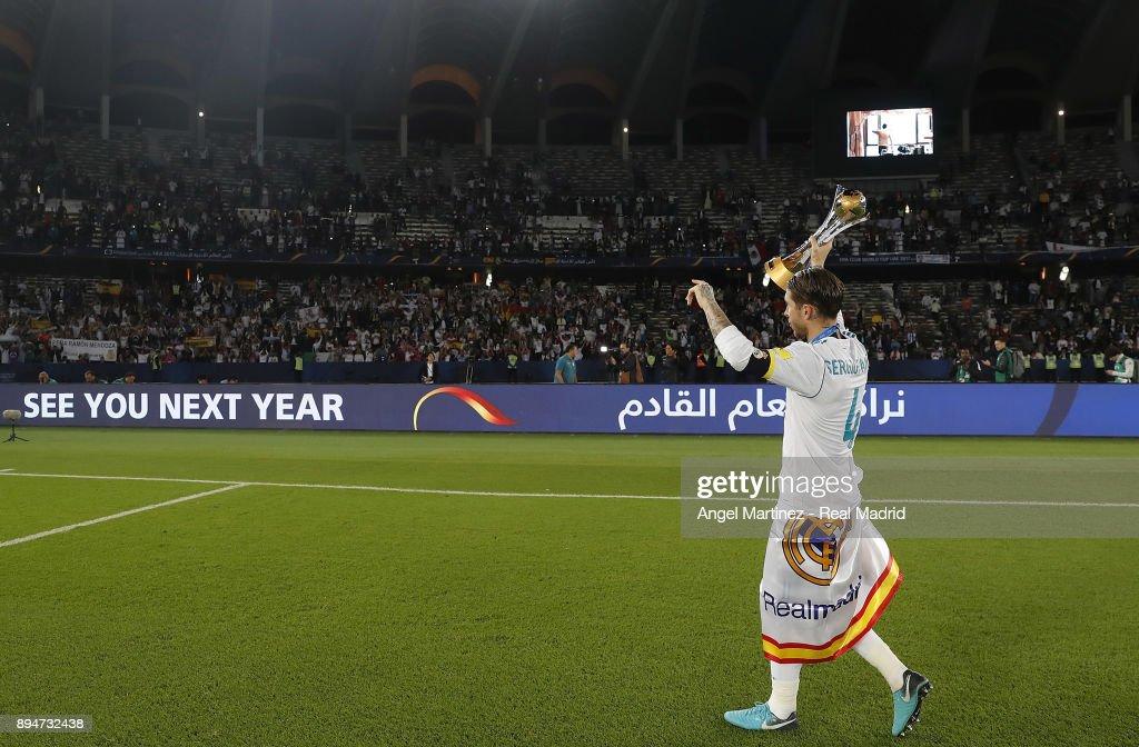 Gremio v Real Madrid: Final - FIFA Club World Cup UAE 2017 : ニュース写真