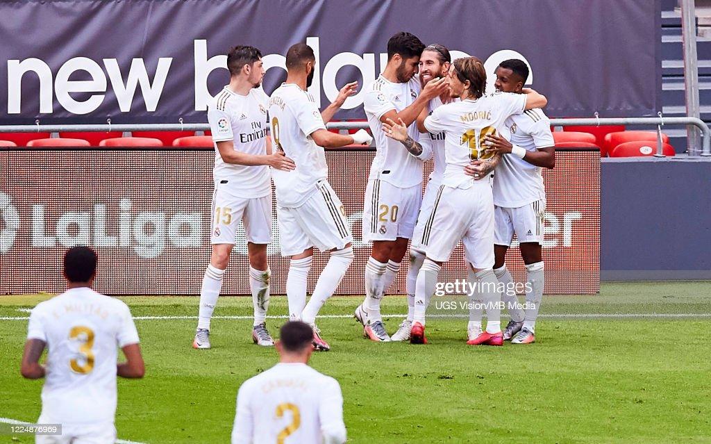 Athletic Club v Real Madrid CF  - La Liga : News Photo