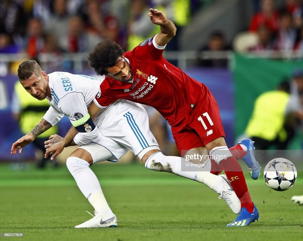 "UEFA Champions League""Real Madrid v Liverpool FC"" : News Photo"