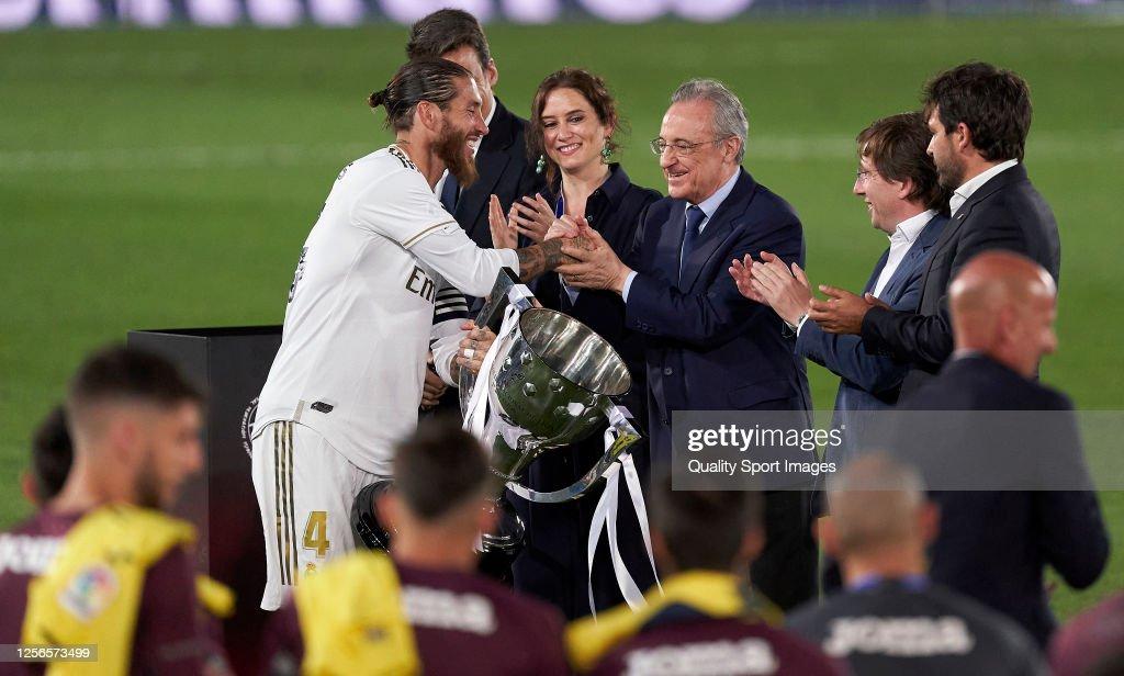 Real Madrid CF v Villarreal CF  - La Liga : Photo d'actualité