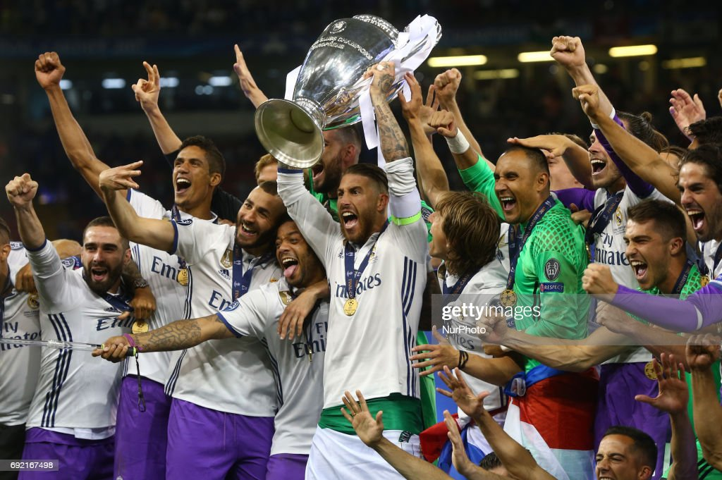 Juventus v Real Madrid - UEFA Champions League Final : News Photo