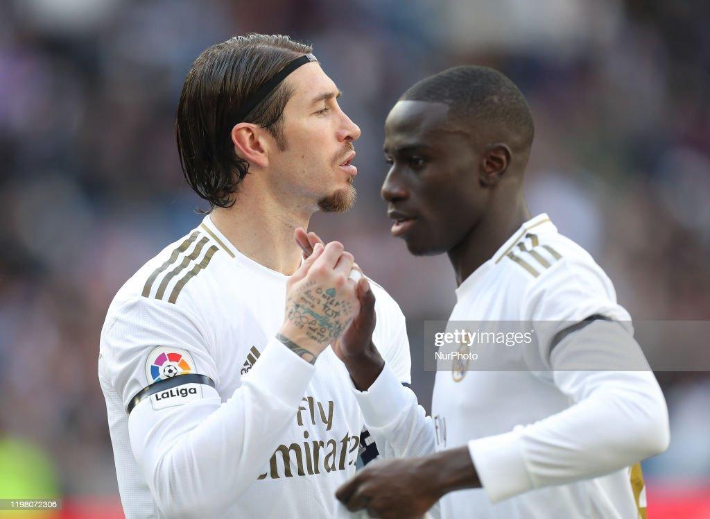 Real Madrid v Atletico Madrid - Liga : ニュース写真