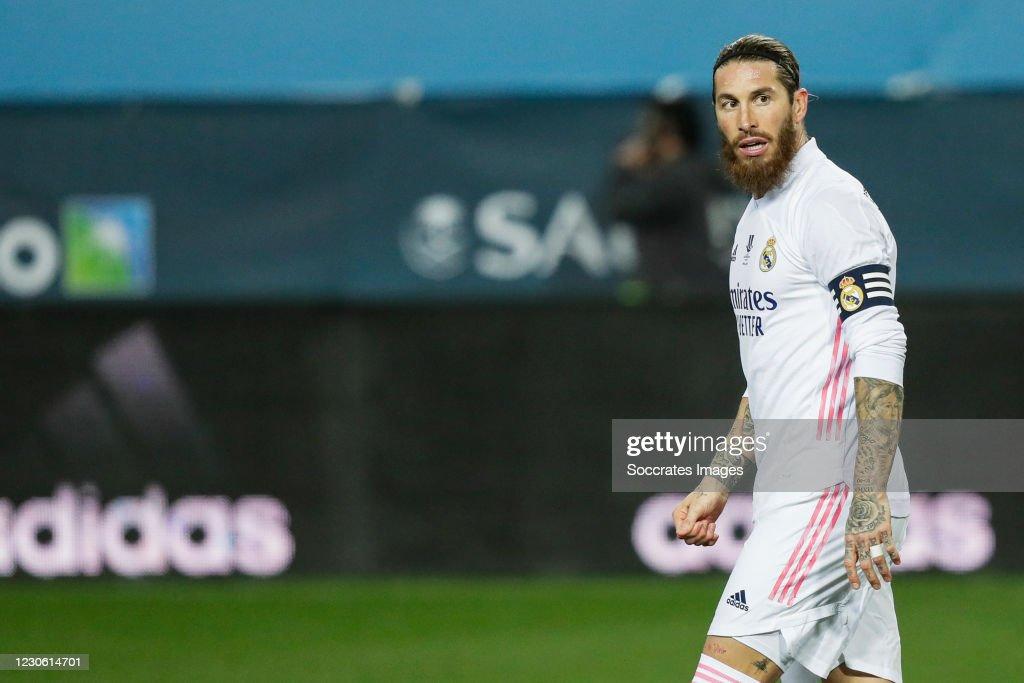 Real Madrid v Athletic de Bilbao - Spanish Super Cup : News Photo