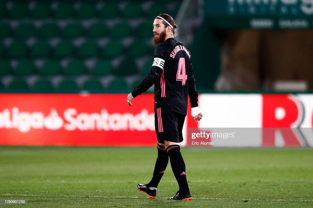Elche CF v Real Madrid - La Liga Santander : News Photo