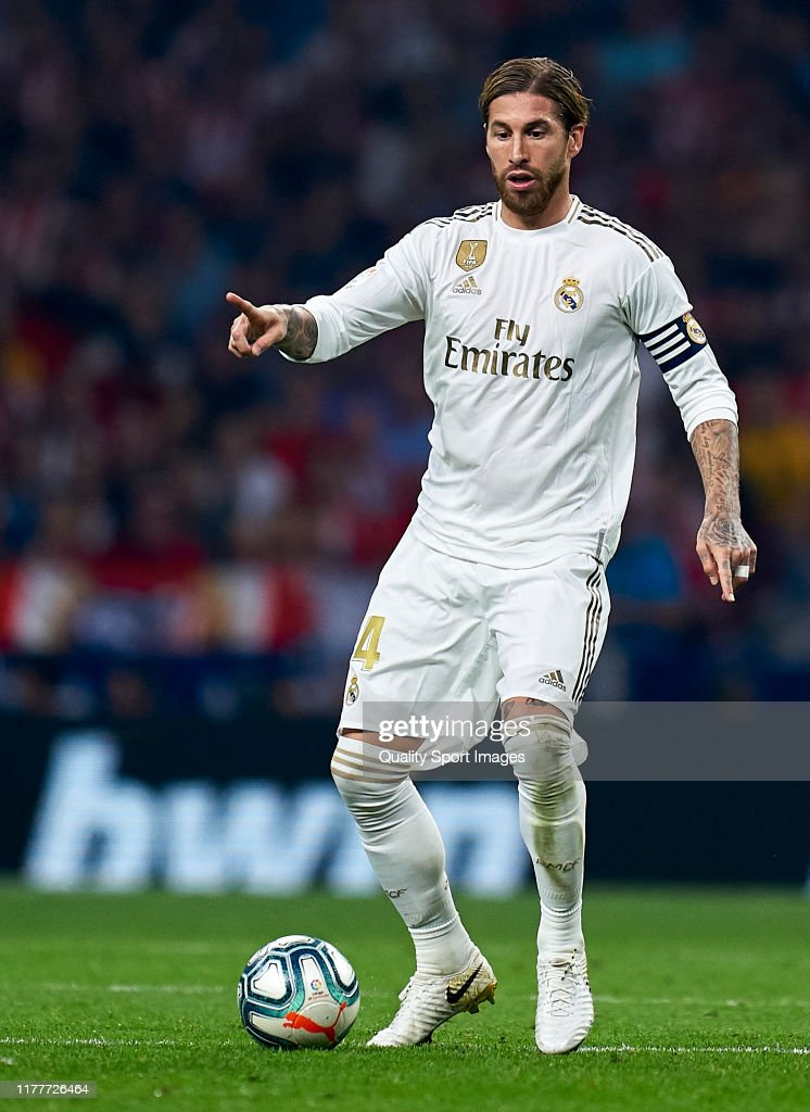 Club Atletico de Madrid v Real Madrid CF  - La Liga : Photo d'actualité