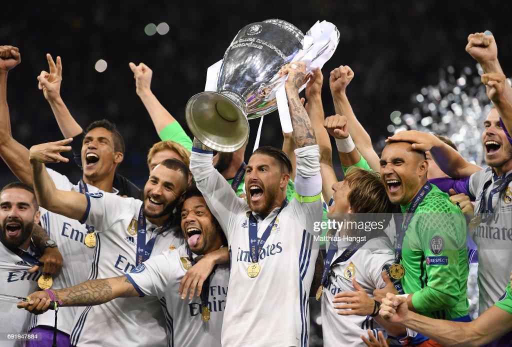 Juventus v Real Madrid - UEFA Champions League Final : Photo d'actualité