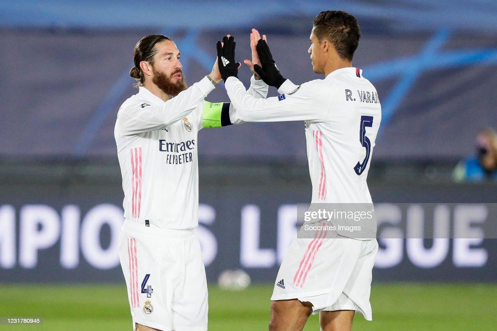 Real Madrid v Atalanta Bergamo - UEFA Champions League : News Photo
