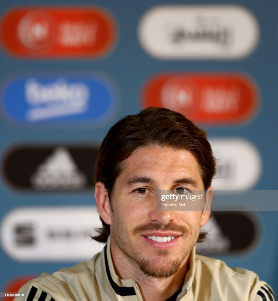 Real Madrid Training Session and Press Conference : ニュース写真