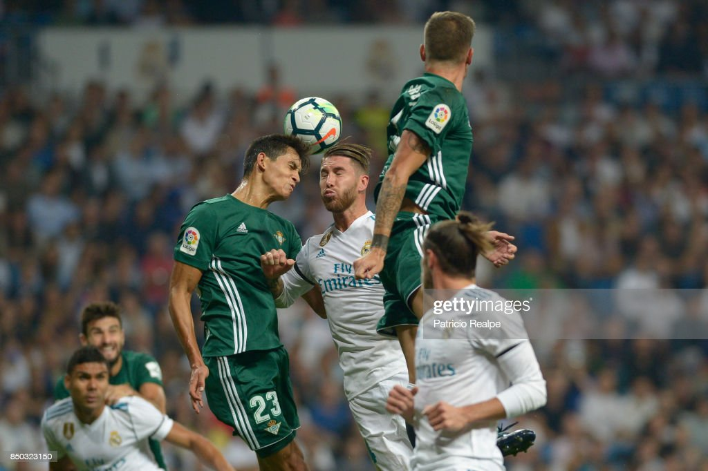 Real Madrid v Betis - La Liga : News Photo
