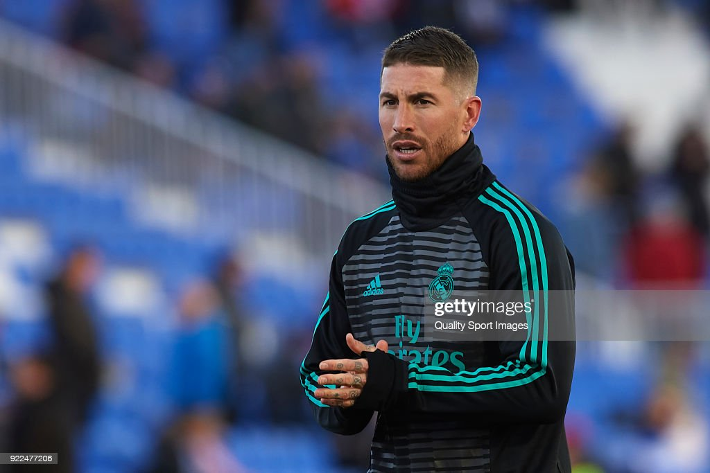 Leganes v Real Madrid - La Liga : Photo d'actualité