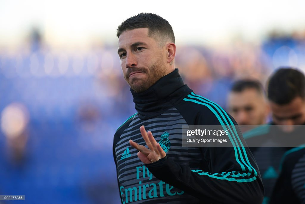 Leganes v Real Madrid - La Liga : Fotografía de noticias