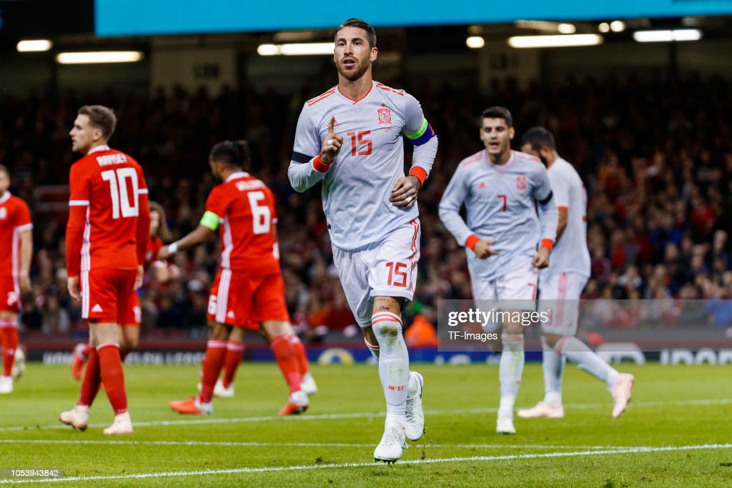 Wales v Spain - International Friendly : News Photo