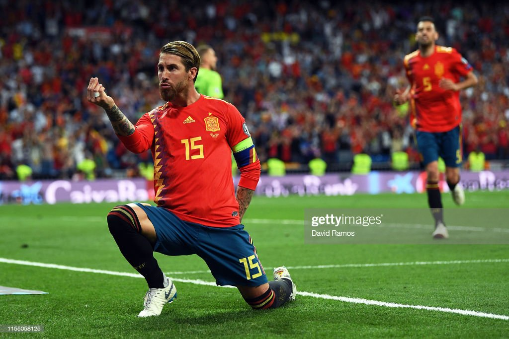 Spain v Sweden - UEFA Euro 2020 Qualifier : News Photo