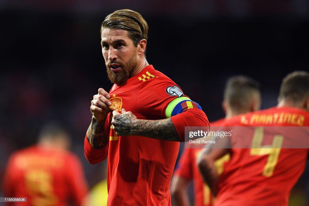 Spain v Sweden - UEFA Euro 2020 Qualifier : News Photo