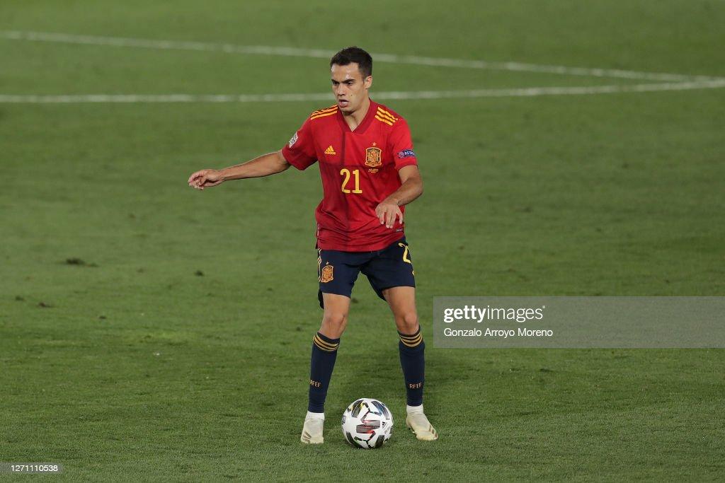 Spain v Ukraine - UEFA Nations League : News Photo