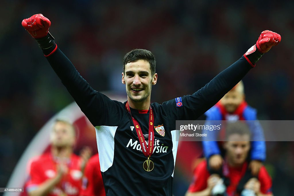 FC Dnipro Dnipropetrovsk v FC Sevilla - UEFA Europa League Final : Foto jornalística