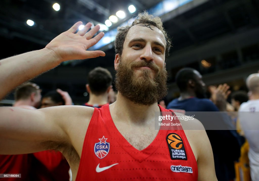 bcccbd4fde6 Khimki Moscow Region v CSKA Moscow - Turkish Airlines Euroleague Play off  Game Four : News