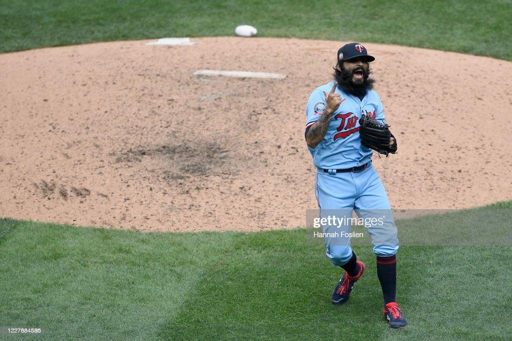 Cleveland Indians v Minnesota Twins : ニュース写真