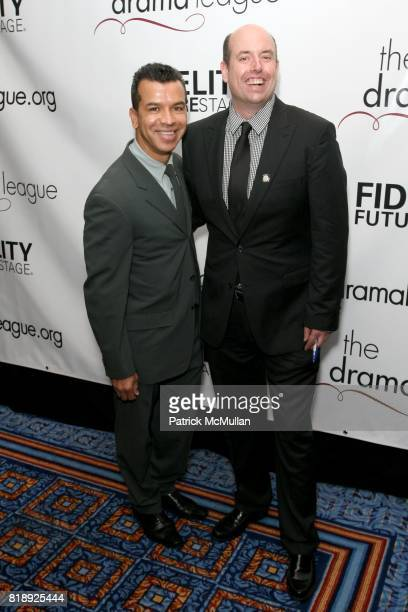 Sergio Trujillo and attend 76th Annual DRAMA LEAGUE AWARDS Ceremony and Luncheon at Marriot Marquis on May 21 2010 in New York City