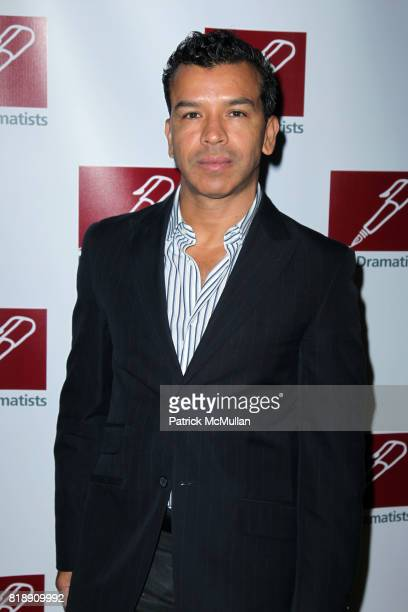 Sergio Trujillo attends NEW DRAMATIST 61st Annual Spring Luncheon at The Marriott Marquis on May 18 2010 in New York City