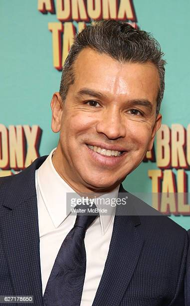 Sergio Trujillo attends the Broadway Opening Night After Party for 'A Bronx Tale' at The Marriot Marquis Hotel on December 1 2016 in New York City