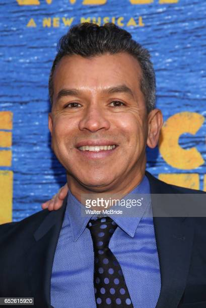 Sergio Trujillo attends the Broadway Opening Night performance for 'Come From Away' at the Gerald Schoenfeld Theatre on March 12 2017 in New York City