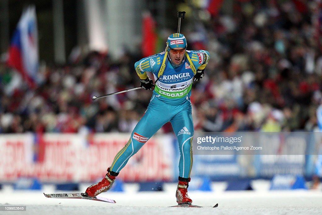 IBU Biathlon World Championships - Men's Relay : News Photo