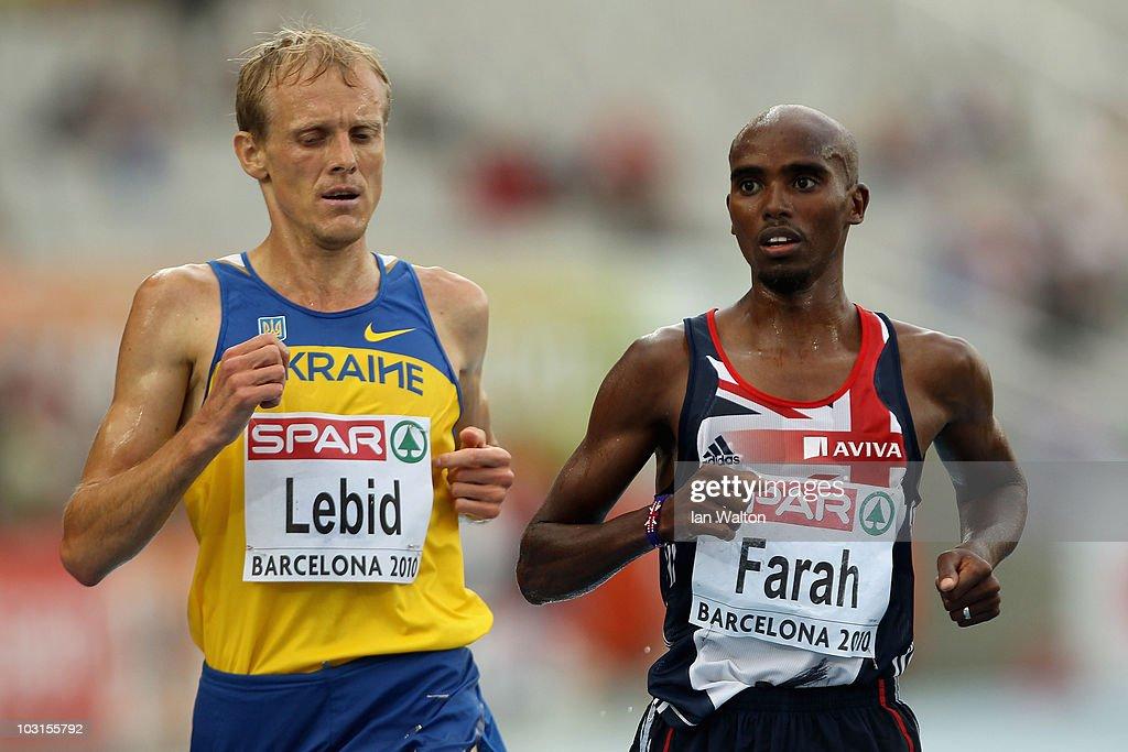 20th European Athletics Championships - Day Three : News Photo