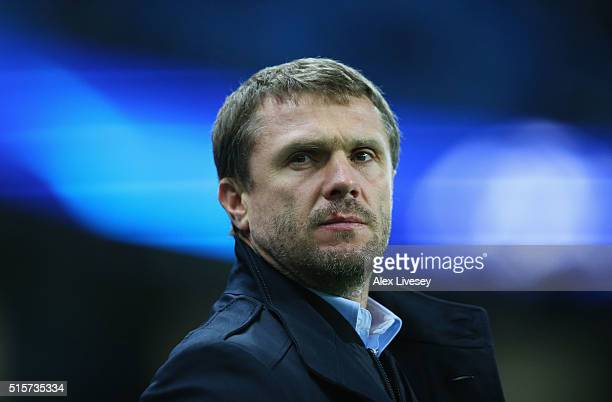 738 Serhiy Rebrov Photos And Premium High Res Pictures Getty Images