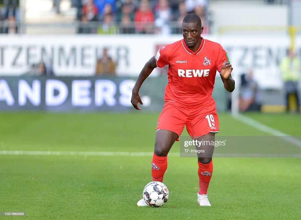 SV Sandhausen v 1. FC Koeln - Second Bundesliga : News Photo