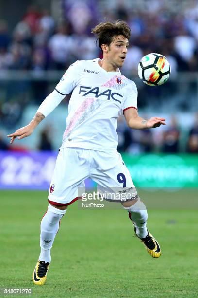 Serie A Fiorentina v Bologna Simone Verdi of Bologna at Artemio Franchi Stadium in Florence Italy on September 16 2017